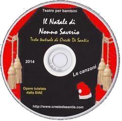 Canzone Di Natale Stella Cometa Testo.Il Natale Di Nonno Saverio Di Oreste De Santis Copione Recita